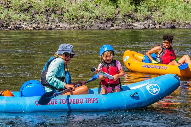 Kids love getting spend time with the guides.