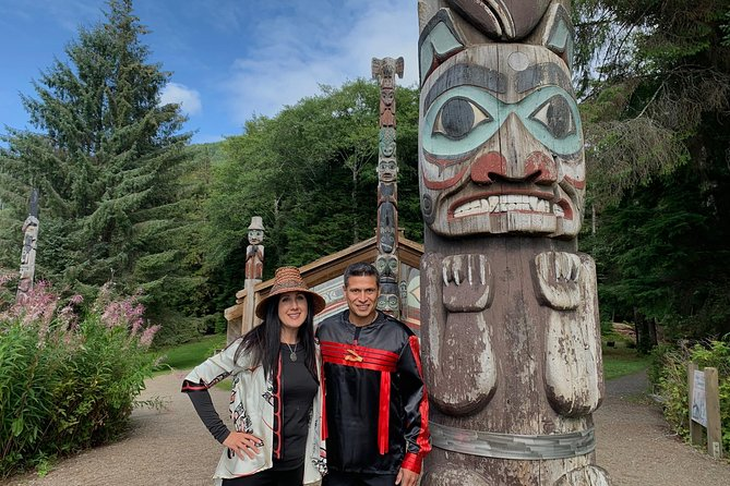 Ketchikan Native Tours (City Express Tour)