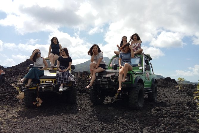 Mount Batur Jeep Adventure
