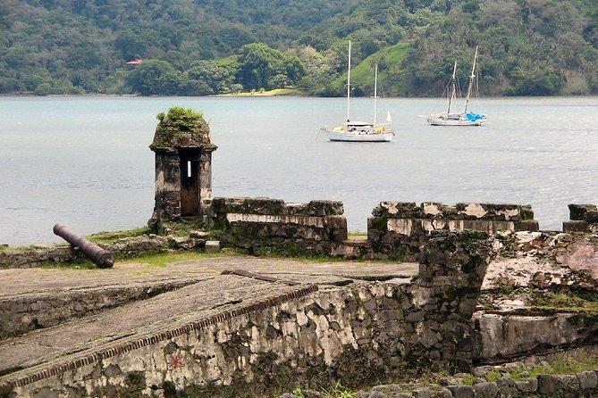 Colon Tour Agua Clara Expansion Locks + Portobelo + Panama-Colon Train