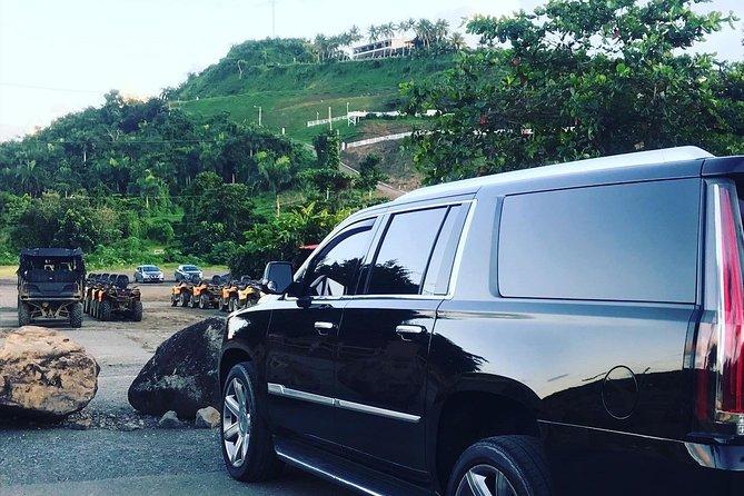 San Juan Luxury Transport