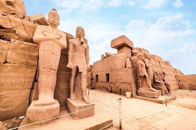 Cairo: Private All-Inclusive Tour of Luxor by Plane