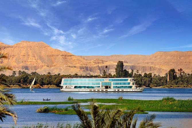 Cairo : 4-Days 5 stars Nile Cruise Aswan to Luxor & Sleeper Train rounded trip