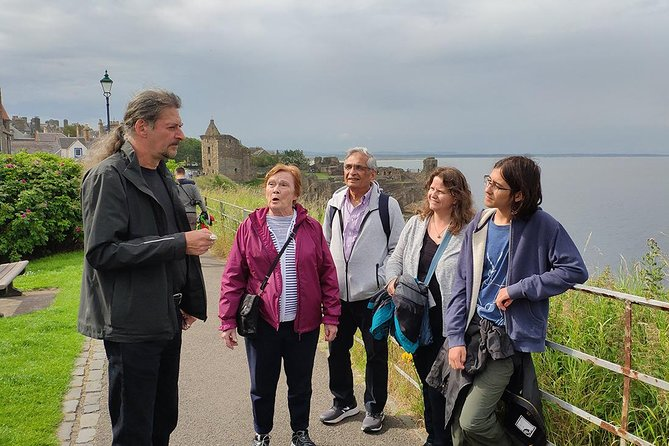 St Andrews History Tours - Private Tours Only