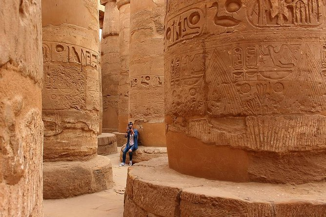 Marsa Alam: Full day Private tour to East & West banks in Luxor Rounded trip photo 8