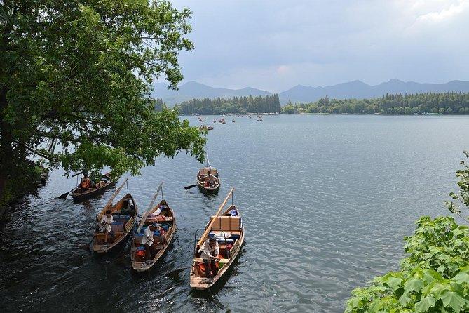 1 day Shanghai to Hangzhou Mini Group Tour