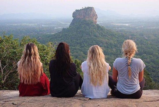 Day Tour to Sigiriya - Pidurangala Rock, Golden Temple of Dambulla
