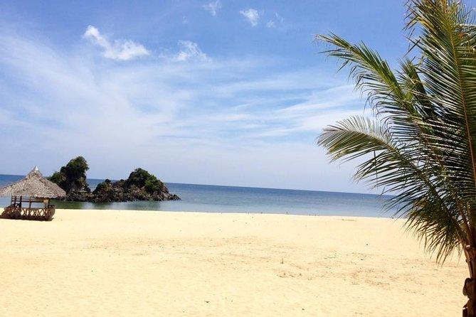Catanduanes Bicol Tour A - Binurong Point to Puraran Surf Beach