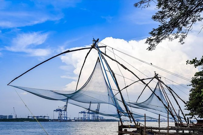 Private guided VIP tour in kochi with pickup !