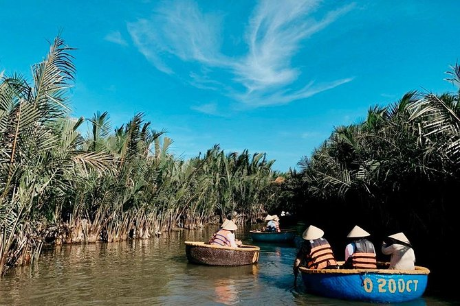 Hoi An City and Basket Boat Tour
