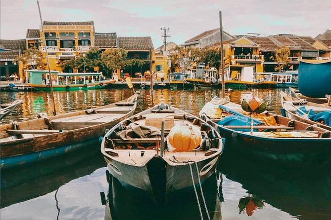 Hoi An City and Basket Boat Tour photo 9
