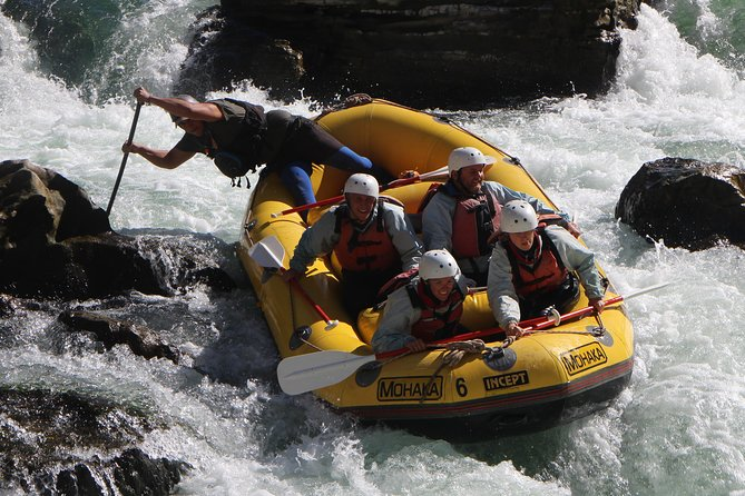 Hawkes Bay Rafting Mohaka River Grade 4 to 5