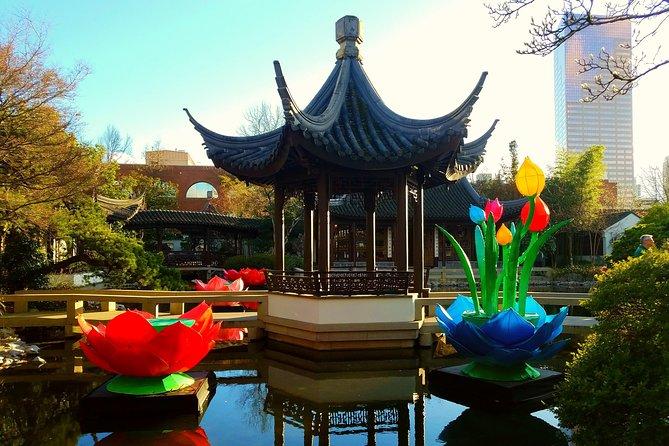 Lan Su Chinese Gardens.