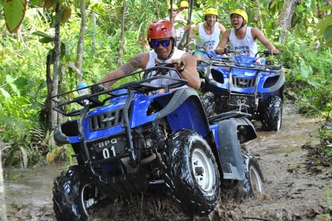 White Water Rafting , ATV RIDE and Balinese Massage & Spa