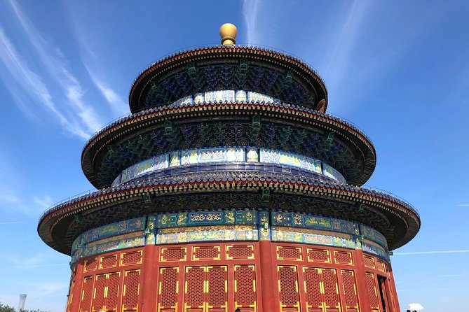 Temple of Heaven, Hutong and Lama Temple Private Day Tour