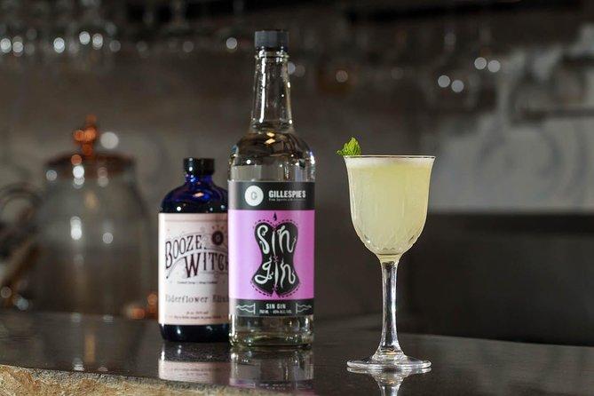 Tasting, Tour & Cocktail at G-Spot