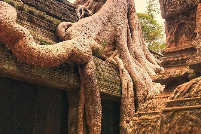 Private Angkor Three Best Temples Tour photo 1