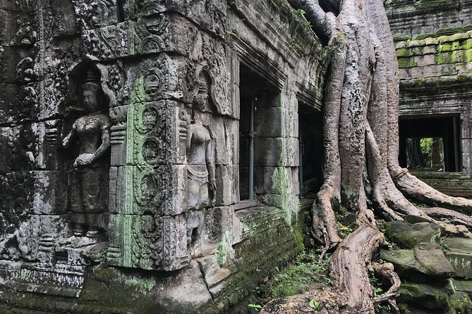 Private Angkor Three Best Temples Tour photo 2
