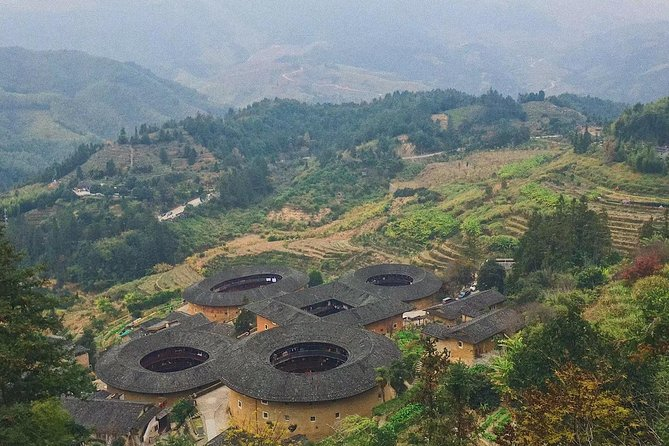 Private Overnight Tour to Visit Nanjing and Yongding Tulou Castles from Xiamen photo 2