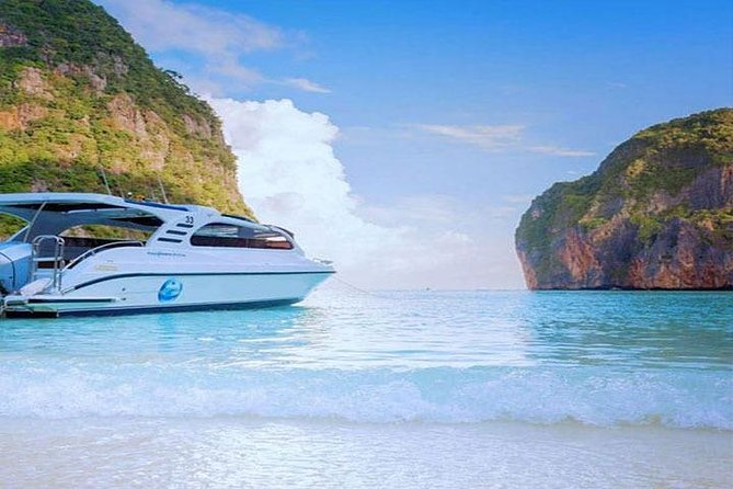 Early Bird Sunrise Tour - Koh Phi Phi + 4 Islands by Speedboat from Krabi