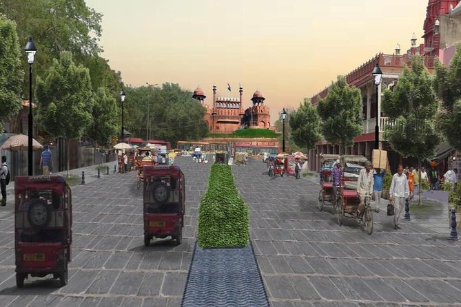 Private Old and New Delhi Tour by car