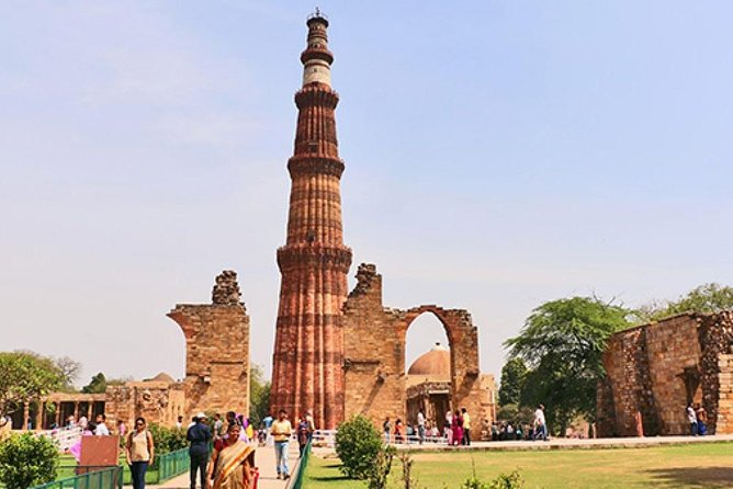 1 Day Delhi and 1 Day Agra Tour From Delhi with Taj Mahal photo 6