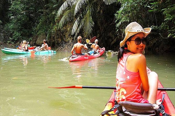 Half Day Cave Kayaking in 2 Sea Caves at Bor Thor from Krabi photo 19