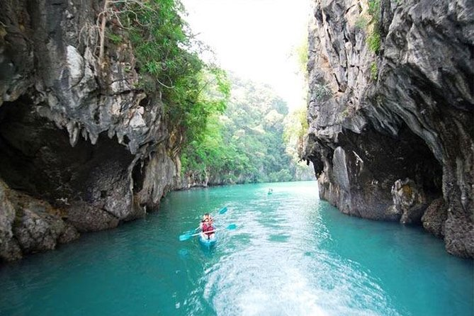 Half Day Cave Kayaking in 2 Sea Caves at Bor Thor from Krabi photo 13