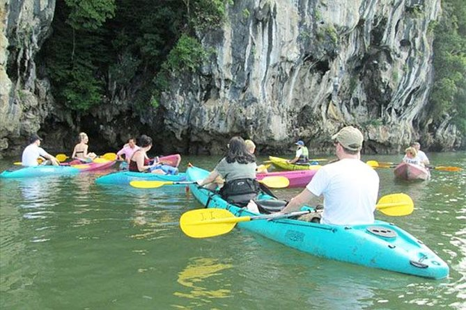 Half Day Cave Kayaking in 2 Sea Caves at Bor Thor from Krabi photo 17