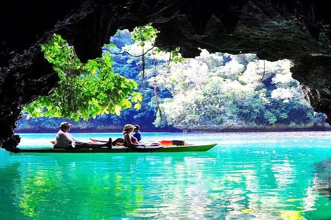 Half Day Cave Kayaking in 2 Sea Caves at Bor Thor from Krabi photo 15