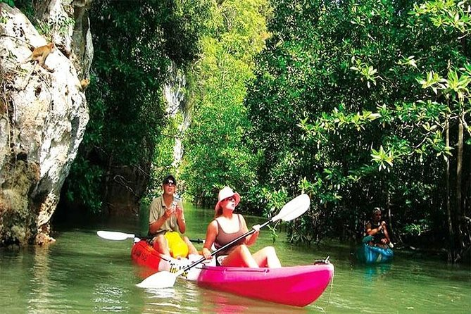 Half Day Cave Kayaking in 2 Sea Caves at Bor Thor from Krabi photo 14