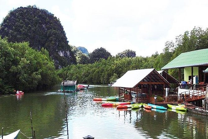 Half Day Cave Kayaking in 2 Sea Caves at Bor Thor from Krabi photo 8