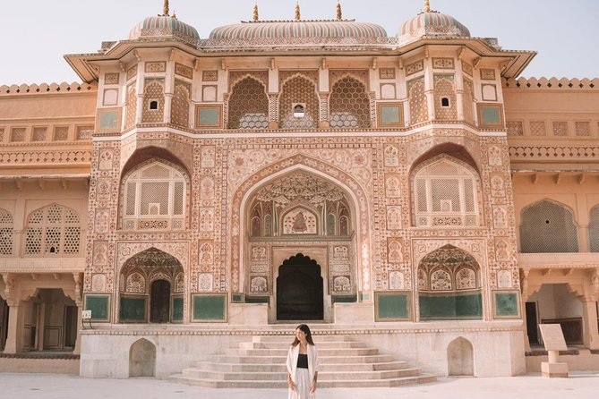 Private Day Tour of Jaipur City from Delhi by Car photo 1