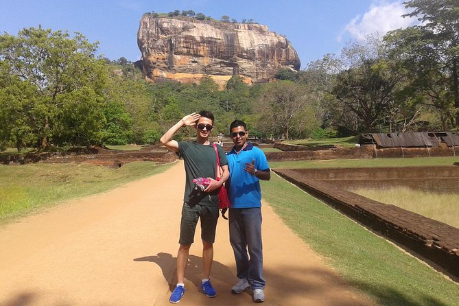 Elephant Safari-Sigiriya Fortress-Kandy City Round Trip From Negombo 2N & 3D