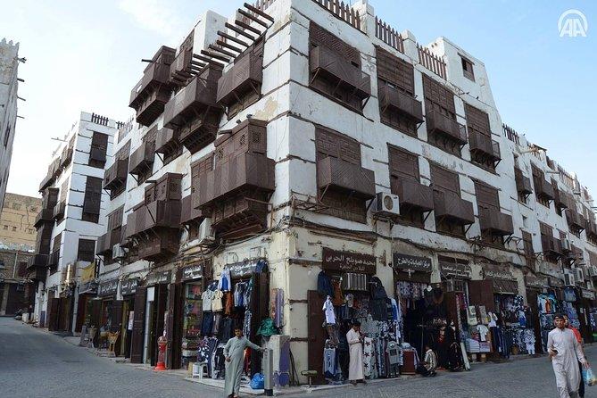 discover Jeddah city