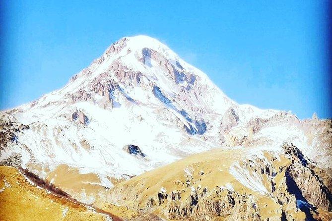Day tour to Mt.Kazbegi from Tbilisi