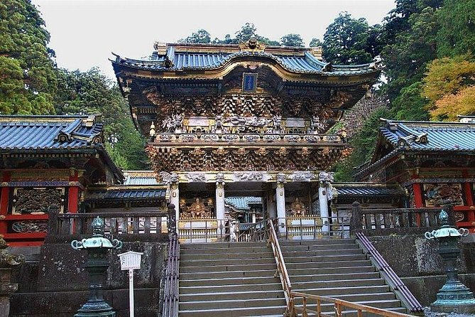 Nikko Scenic Spots and UNESCO Shrine - Full Day Bus Tour from Tokyo