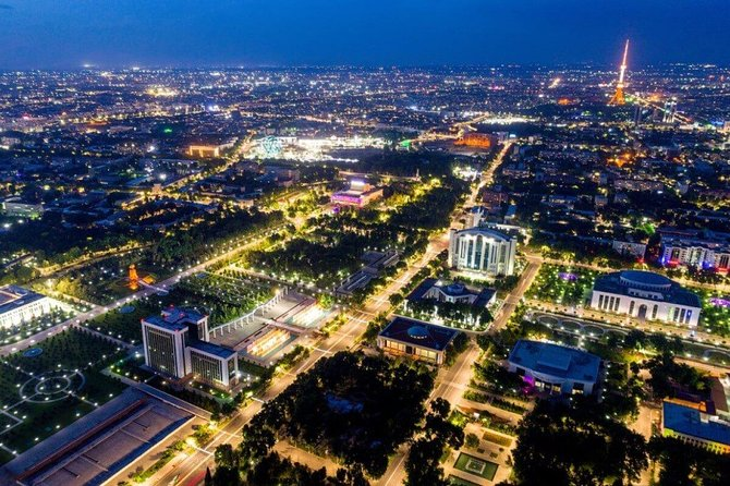 Tashkent Full Day Private Tour: Explore, Experience and Enjoy Like A Local