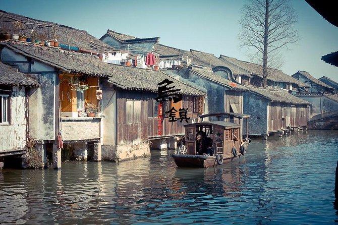 Magnificent Southeast China-Hangzhou,Huangshan,Wuzhen,Suzhou,Nanjing,West Lake