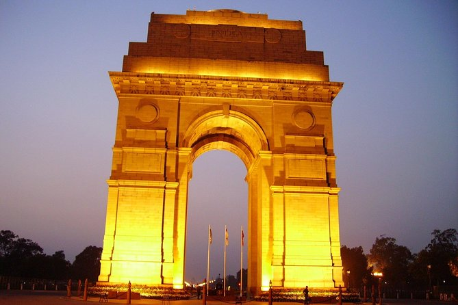 1 Day Delhi and 1 Day Agra Tour From Delhi with Taj Mahal photo 2