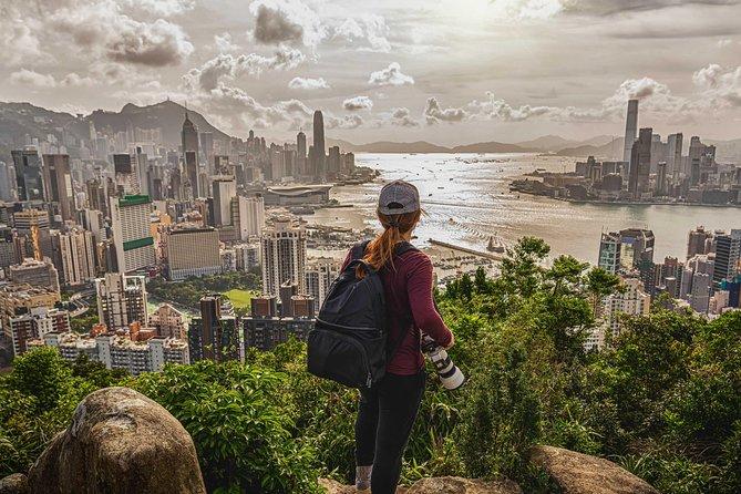 Victoria Peak Evening Hiking Private Tour – 2 Hours