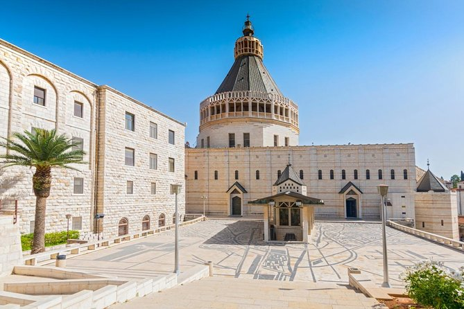 Capernaum, Nazareth, and the Sea of Galilee Day Trip from Jerusalem