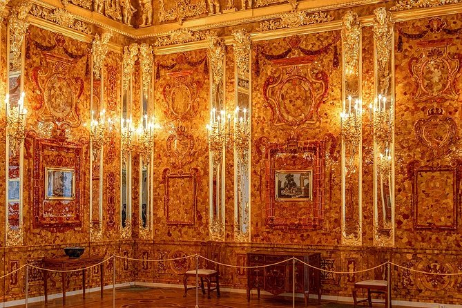 Private Shore Excursion: Highlights of St. Petersburg and Russian Art in 3 days