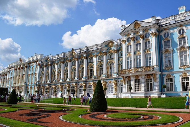 St. Petersburg Join-in Tour: Сity Tour + Peterhof and Catherine's Palace photo 3