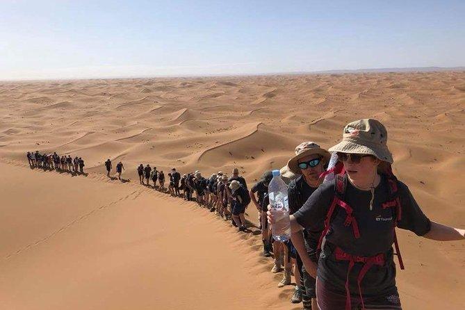 Sahara Trek Challenge (120 Km) 6 Days Economic Full Board