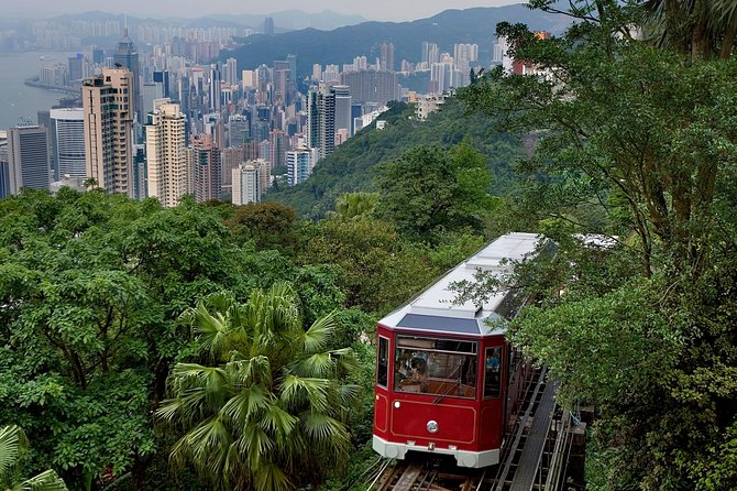 Peak Tram and Sky Terrace 428 Combo Pass