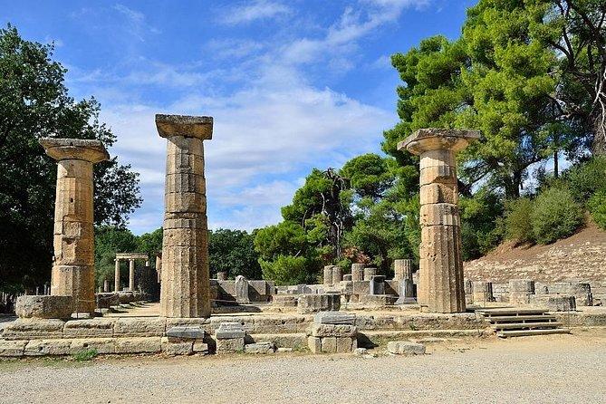 Katakolon – Ancient Olympia // Shore excursion