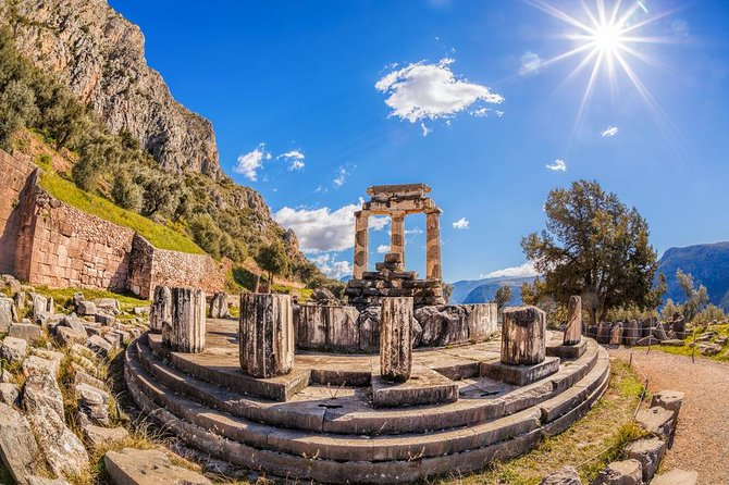 Delphi Full Day Private Tour - Visit the Navel of Earth photo 1