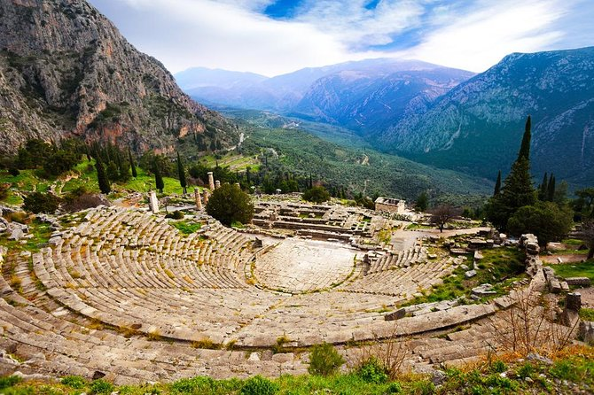 Delphi Full Day Private Tour - Visit the Navel of Earth photo 8