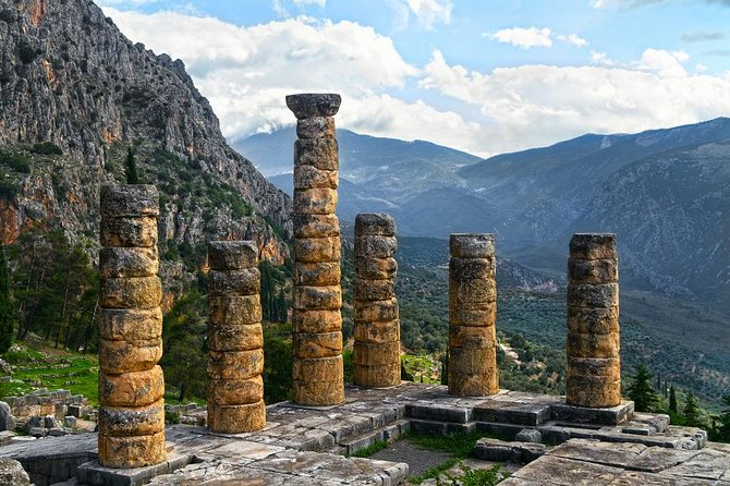 Delphi Full Day Private Tour - Visit the Navel of Earth photo 6